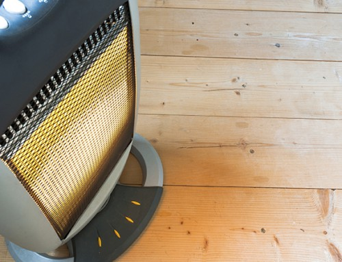 Safety tips for using temporary heaters