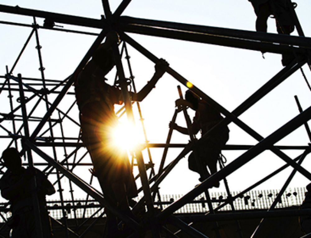 Construction site safety tips: working at heights
