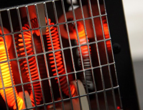 Temporary heater safety tips