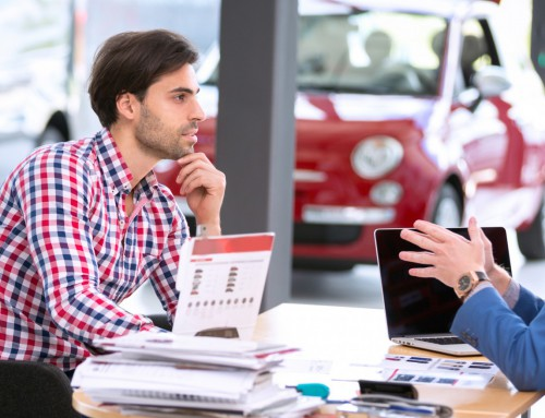 What five key types of coverage should auto dealers have?