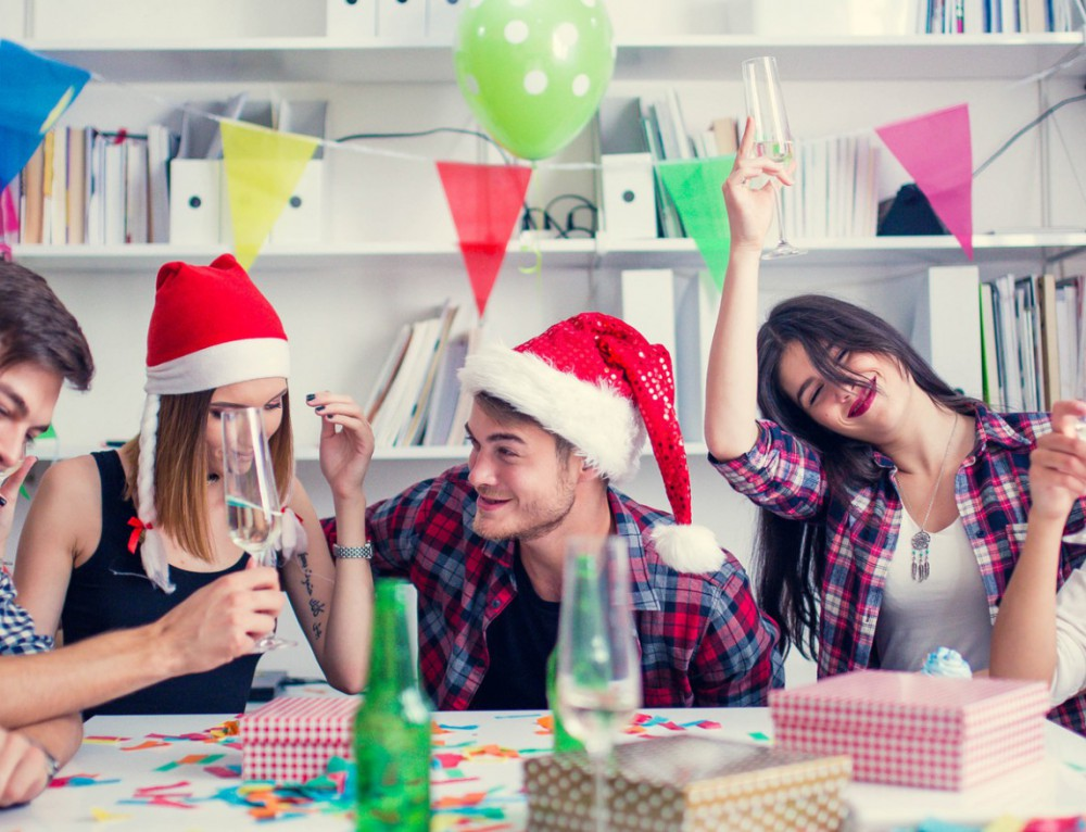 4 Tips for a safe employee holiday party