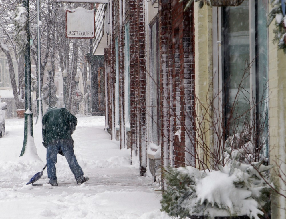 Winter's here. Which coverages should businesses consider?