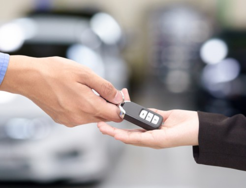 Lending your company car? Maybe think twice